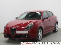 2016 Alfa Romeo Giulietta 1.4 TB MultiAir 150 Speciale 5dr Petrol red Manual