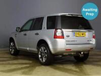 2012 LAND ROVER FREELANDER 2.2 SD4 HSE 5dr Auto SUV 5 Seats
