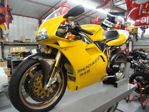 Wanted- Ducati expert or mechanic help