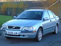 VOLVO S40 1.6 2003 S MOT MAY 2017,NICE AND CLEAN CAR,READY TO DRIVE