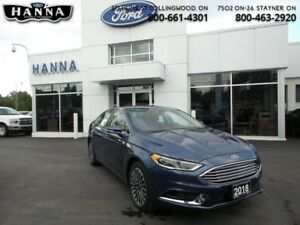 2018 Ford Fusion SE  *202A*