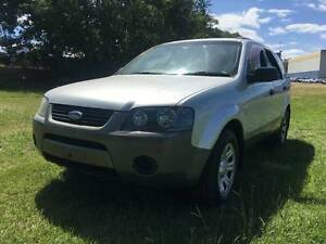 2005 Ford Territory Wagon Yeerongpilly Brisbane South West Preview