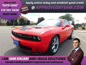 Dodge Challenger R/T - APPROVEDBYSAM.COM GETS IT DONE!