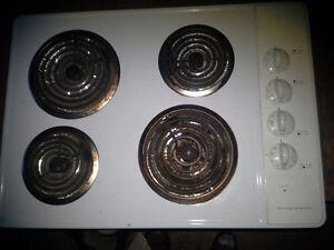 Fridgedaire cook top