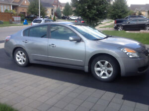 NISSAN ALTIMA 2007 WITH E. TEST & CERTIFY EXCELLENT CONDITION