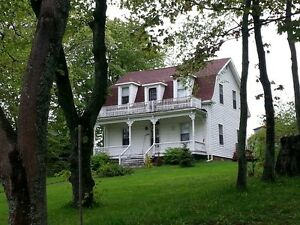 Updated centery home on x large lot in Pictou