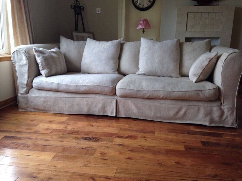 Tetrad Extra Large Sofa With Washable Loose Covers In North Lanarkshire Gumtree