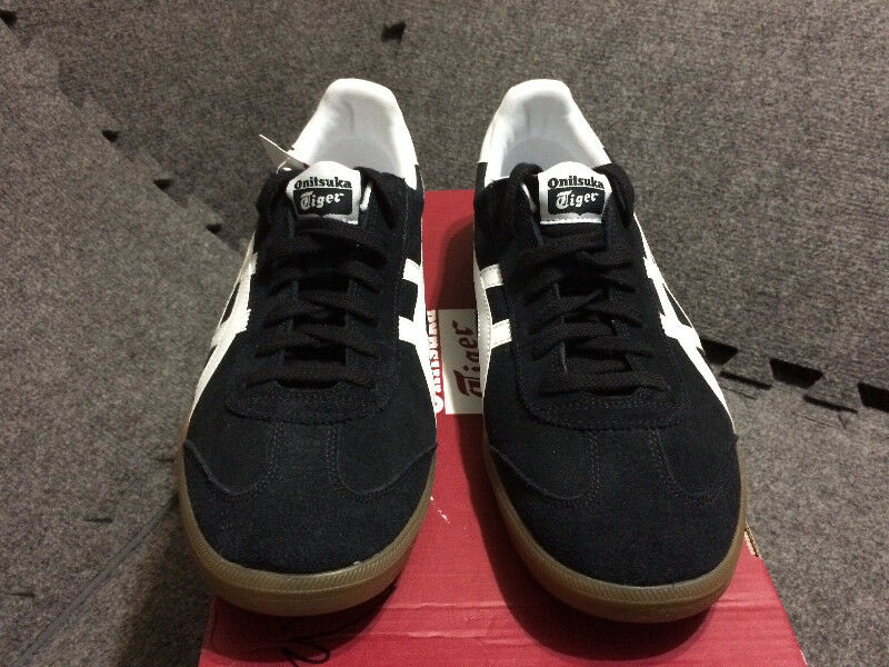 best sneakers e5ee5 9a0eb Asics Onitsuka Tiger Tokuten, Black/White, Deadstock, $80 CAD