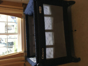 Graco Pack N Play with bassinette/change table OBO