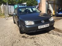 Volkswagen Golf 1.8 GTI turbo