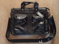 Real Leather Briefcase