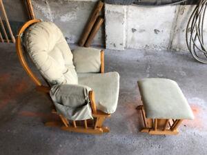 Nursing Rocking Chair