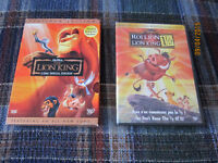 Walt Disney's The Lion King On DVD