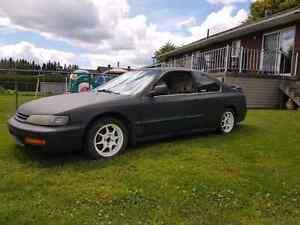 Honda Accord EXR H22A JDM vtech 1995