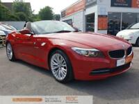 BMW Z4 Z4 SDRIVE28I ROADSTER 2012 Petrol Manual in Red