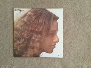 Carol King Rhymes & Reasons 33 1/3 RPM vinyl LP