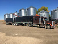 Commercial Grain Hauling