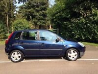 FORD FIESTA 1.4 2003. 1 YEARS MOT. LOOKS AND DRIVES THE BEST