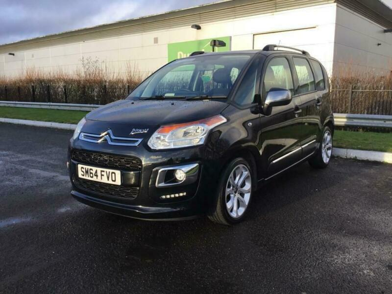 2014 Citroen C3 HDI SELECTION PICASSO USED CARS MPV Diesel Manual