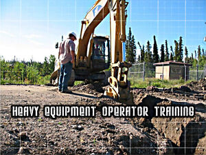 HEAVY EQUIPMENT OPERATOR TRAINING - SPRING 2017! Edmonton Edmonton Area image 4