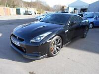Nissan GT-R 3.8 V6 auto Black Edition