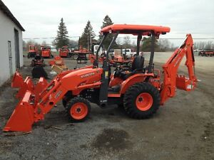 KUBOTA B26TLB-0% FOR 60 MONTHS