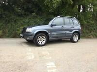 2005 05 SUZUKI GRAND VITARA X-EC 4X4 LIMITED EDITION 2.5 V6 AUTOMATIC.