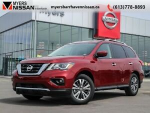 2019 Nissan Pathfinder 4x4 SV Tech  - Navigation - $272.62 B/W