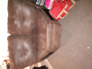 3 piece Recliner Sectional. Pick up only.