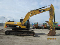 2011 CAT 329D L excavator for sale! LOW HOURS!!! $174,500.00