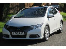 Honda Civic 1.8 i-VTEC 2013MY EX GT 5dr HUGE SPECIFICATION