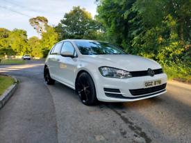 Volkswagen Golf 2.0TDI 150bhp 2014 low milage
