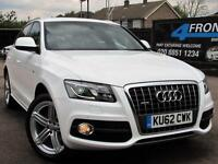2012 AUDI Q5 2.0 TDI QUATTRO S LINE PLUS 5DR 6 SPEED MANUAL DIESEL 4X4 DIESEL