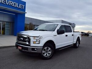 2015 Ford F-150 XLT   VERY WELL EQUIPT  - CREW CAB - NICE AND CL