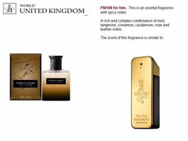Like Paco Rabanne, 1 Million? You will love this! - Perfect Christmas Gift!