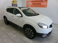 2011 Nissan Qashqai 1.5dCi 2WD N-TEC ***BUY FOR ONLY £40 PER WEEK***