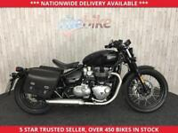 TRIUMPH BOBBER BONNEVILLE BOBBER 1200 ONE OWNER LOW MILES 2017 17