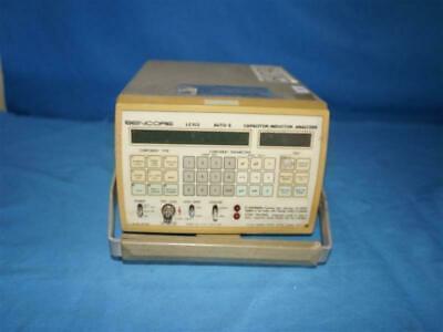 Sencore Lc102 Auto-z Capacitor-inductor Analyzer