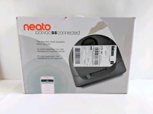 Neato BotVac D3 Connected Robotic Vacuum