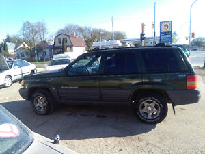 mustsee1999 Jeep Grand Cheroke mint 135kmjustsafetied