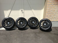 beautiful summer rims and tires