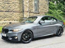 image for 2015 BMW 2 Series 2.0 225d M Sport Auto (s/s) 2dr Coupe Diesel Automatic