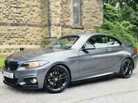 2015 BMW 2 Series 2.0 225d M Sport Auto (s/s) 2dr Coupe Diesel Automatic