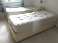 Two Single / double bed