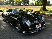 1970 RCH 356 Replica Speedster, LEFT HAND DRIVE