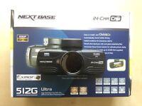 NextBase 512g Dashcam (plus accessories) - Brand New