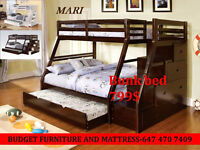 BUNK BEDS ON SALE LIKE NEVER BEFORE.........ED FRAME SALE
