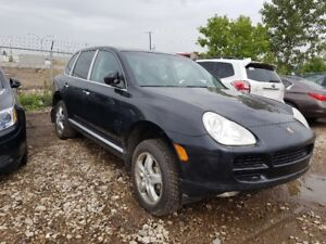 2005 Porsche Cayenne S; For sale AS IS, Good Body & Interior
