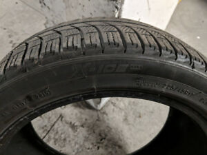 4 Michelin winter tires 225/45/17