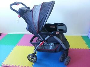 baby trend stroller and carseat with base